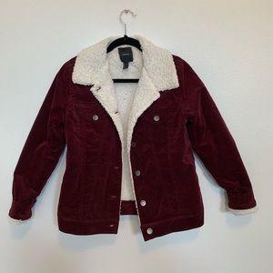 Forever 21 Lined Jacket